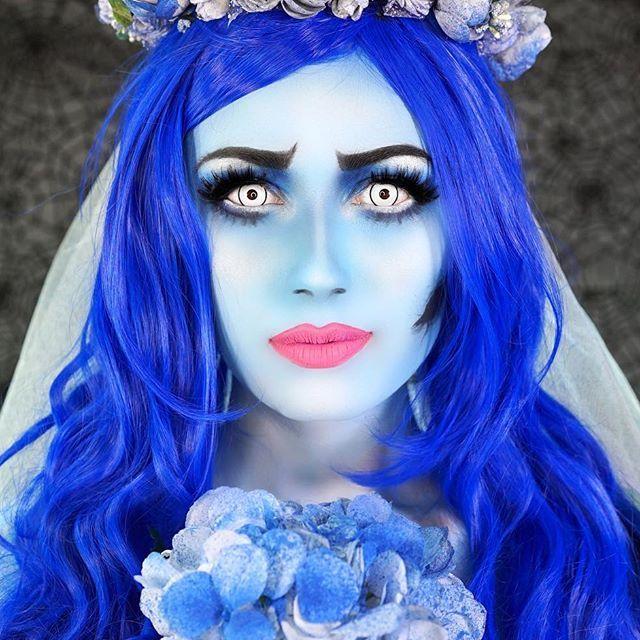 Best 25+ Corpse Bride Makeup ideas on Pinterest