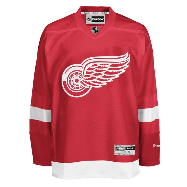 ... Reebok Detroit Red Wings Mens Premier Home Jersey - Red - 99.99 Womens Montreal  Canadiens 76 P.K. Subban ... 353bc35af