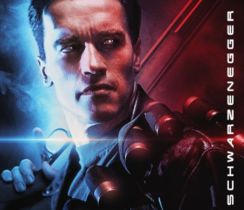 Terminator 2: Judgment Day 3D new movie poster! http://techmash.co.uk/2017/07/14/terminator-judgment-day-poster/ ?