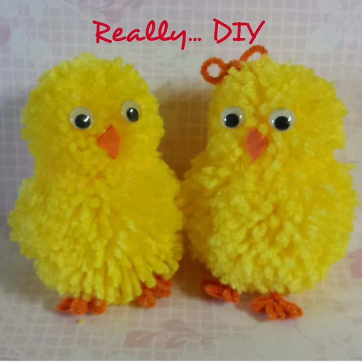 Learn to make these adorable pom pom friends. Please share the video and follow me on social media..Let me know what awesome DIY tutorials you would like to ...