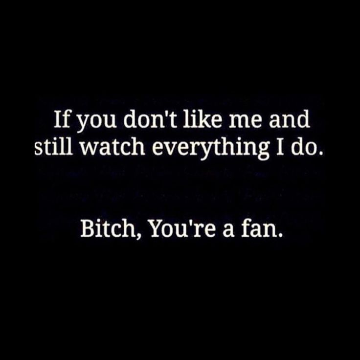 Repost this one for all your haters. xoxo