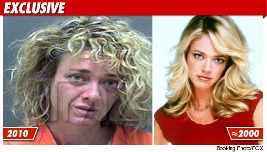 Lisa Robin Kelly - What 10 years of doing drugs does