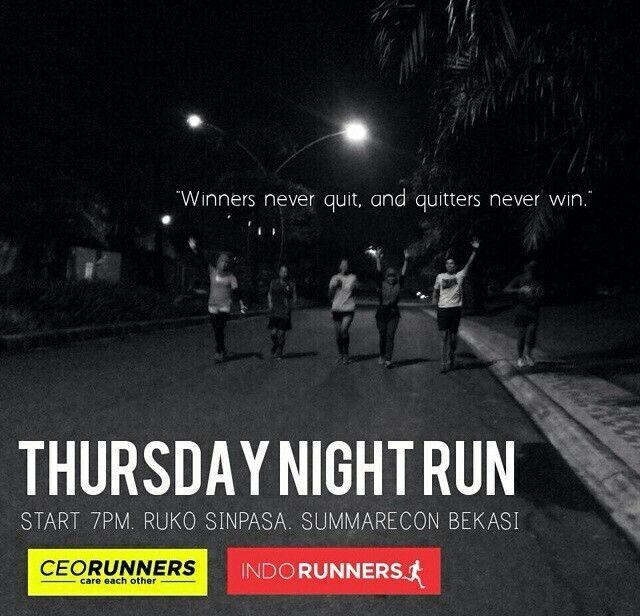 Indo Runners   Indo Runners Bekasi