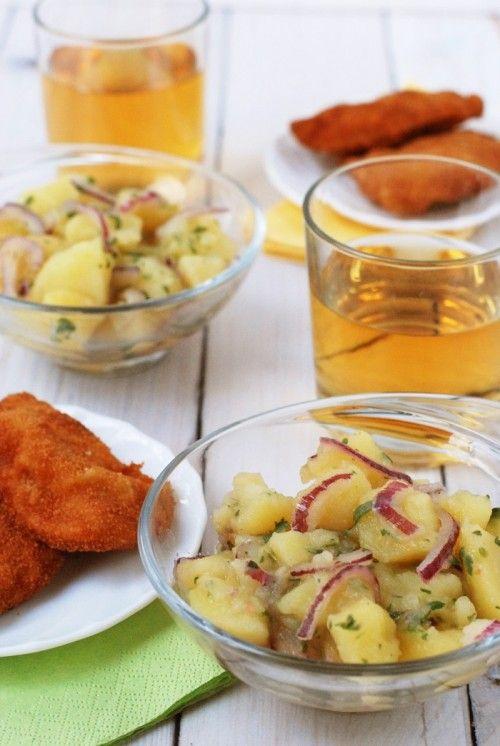 Bécsi krumplisaláta recept