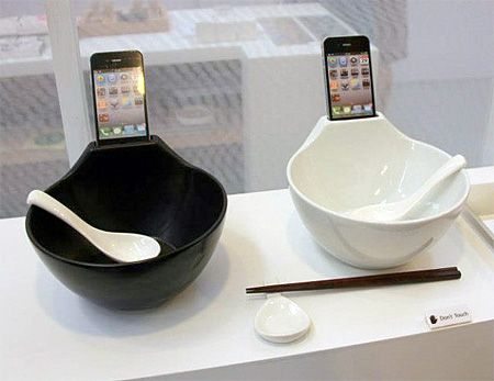Ramen Bowl for iPhone Owners