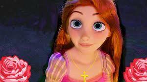 My Rapunzel edit! NO IDEA WHY IT IS 3-D!!!