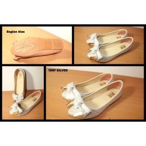 Flatshoes TBRF Silver