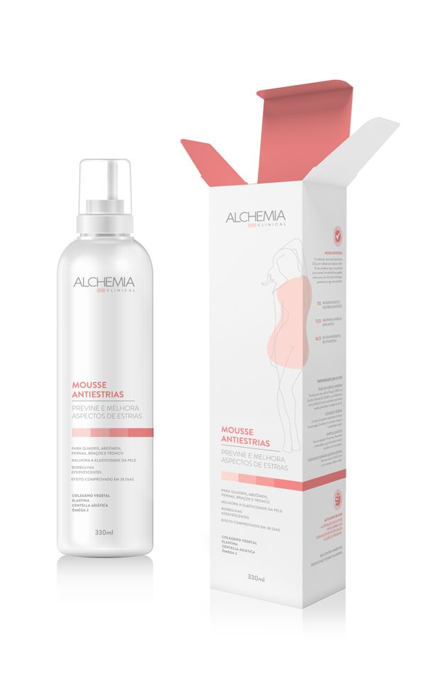Alchemia Clinical - Lojas Renner by Ismael Bertamoni, via Behance