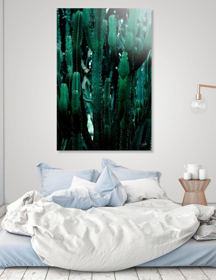 Cactus 04 #cactus #succulent #nature #plants #artprint #homedecor #tropical