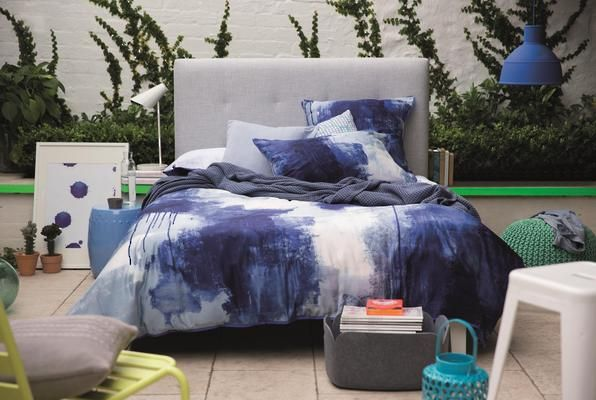 Duvet Cover Sheridan Spring Summer Collection - QueenB.co.nz