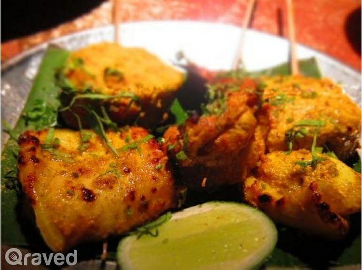 Machli Kebab at Hazara Restaurant