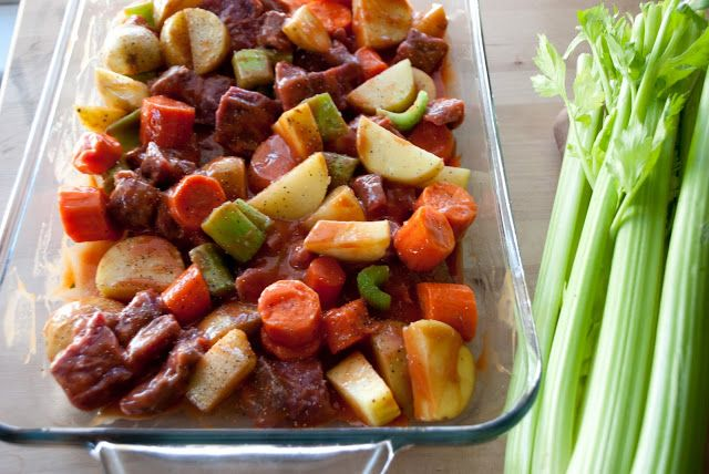 Easy Beef Stew | All You Can Eat … And Drink! | Pinterest