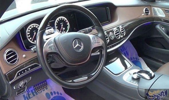 مرسيدس تعتمد على المحركات الخلفية في تصميم السيارات الجديدة Steering Wheel Wheel Vehicles