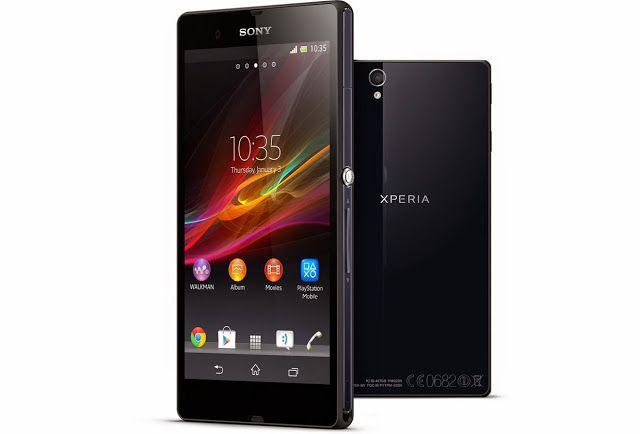 StarsBlogg : Sony Xperia Z to receive Lollipop next week