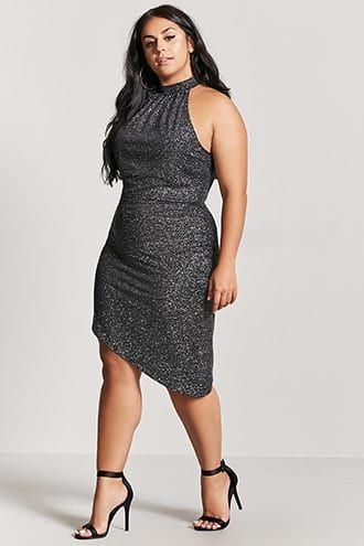 3afb444fbfe Shop Forever 21 plus size dresses for every occasion. Flaunt what you ve  got and stand out in party dresses