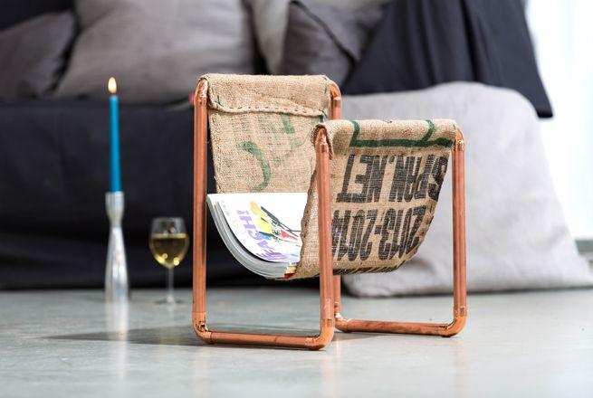 die besten 25 basteln mit jute ideen auf pinterest jutetuch leinwand projekte und sackleinen. Black Bedroom Furniture Sets. Home Design Ideas