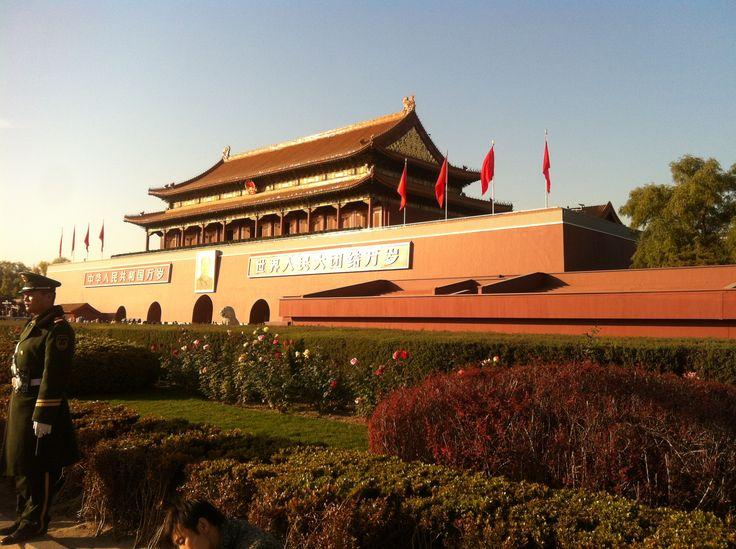 천안문,북경,중국 # Tiananmen,Beijing, China @노랑풍선