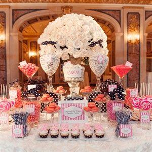 Eloise-Inspired Candy Bar
