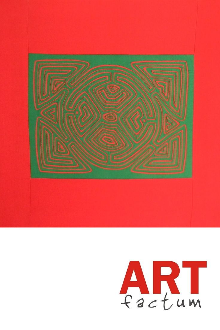 ARTfactum framed the molas in such a way that can be changed everytime you want. You can create even a big composition or just enjoy one piece of art in your wall. But the most amazing thing is the culture behind a mola.