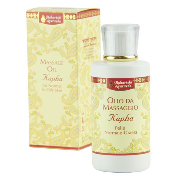 MAHARISHI AYURVEDA Olio massaggio Kapha- Pelle normale grassa - Maharishi - FITOCOSMETICA CORPO -   Negozio Online - Erboristeria Ayurveda