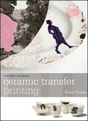 Ceramic transfer (or decal) printing, provides an exciting creative potential for any ceramic artist. With the up-to-date techniques detailed here, you can transfer pictures, patterns or text onto both two- and three-dimensional forms. Most importantly, printing on ceramics achieves distinct aesthetic effects ...(Scroll for more.)