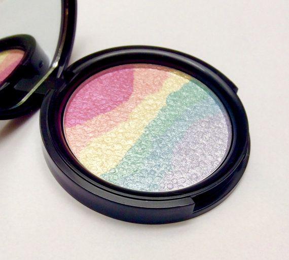 Arc-en-perle pastel surligneur pigmenté par prettythings805 sur Etsy