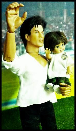 Shah Rukh Khan @iamsrk Lessons from kids: There really is no greater courage than living through smallness without becoming small of heart. pic.twitter.com/LGcCTO1Cyz   22 APRIL 2015