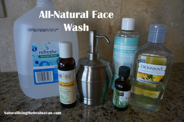 How To Make Natural Essential Oils For Morning Acne Wash