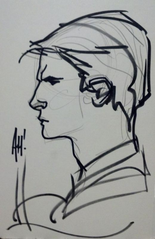 Malcolm Reynolds (Firefly) by Adam Hughes...YES!