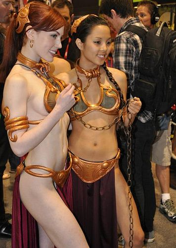 Star Wars Costumes Have Never Ever Been This Sexy (48 pics