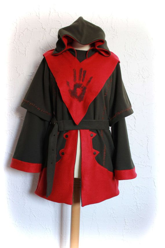Shrouded Armour/Robes cosplay costume by CosplayGaijin on Etsy
