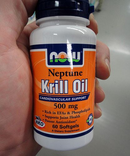 17 best images about krill oil on pinterest heart for Fish oil adhd