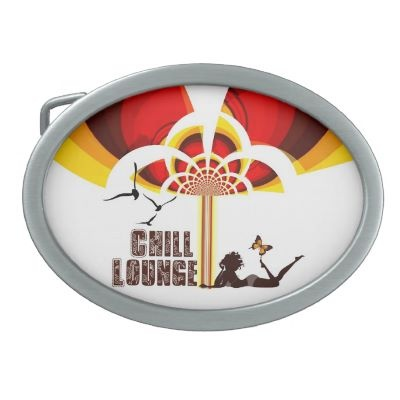 Belt Buckle ``Retro Flower Chill Lounge´´ http://www.zazzle.com/belt_buckle_retro_flower_chill_lounge-256380177758184847