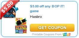 $5 Off Bop-It Game