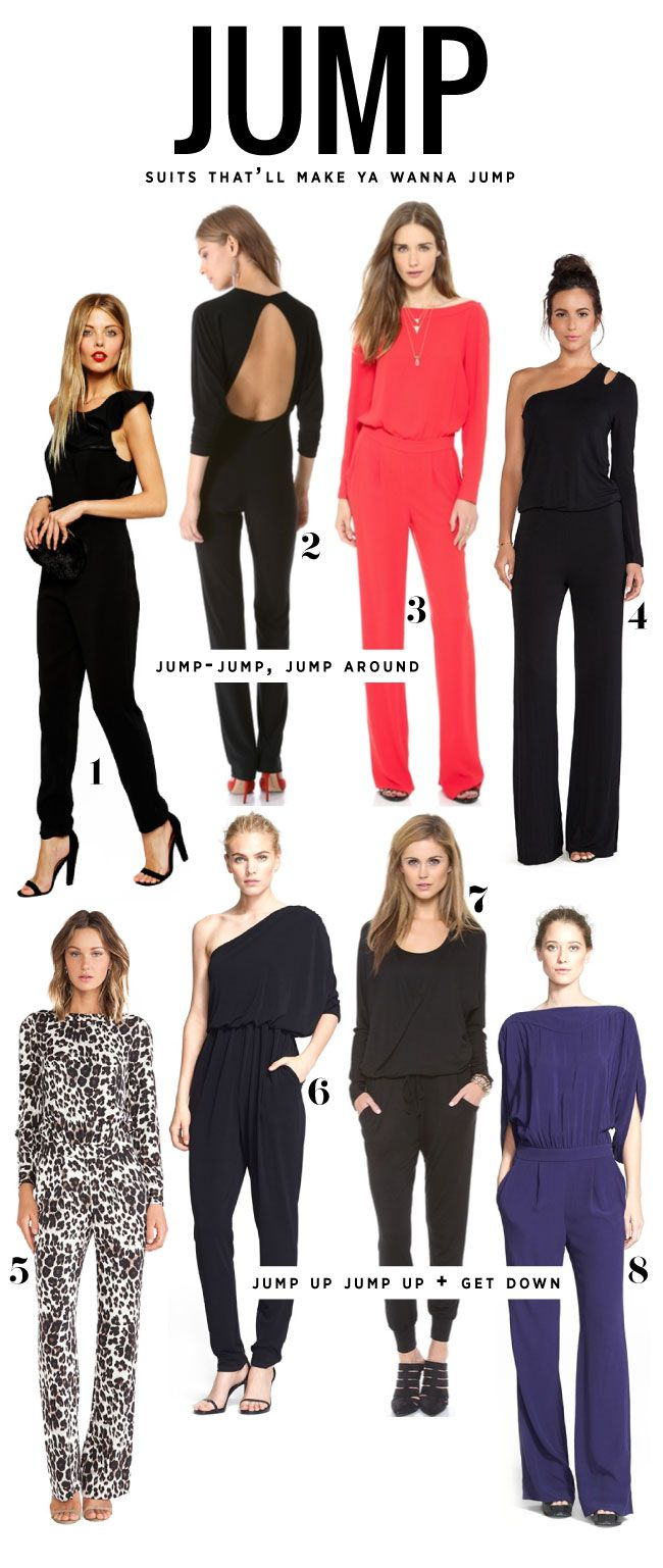 JUMP!! the ultimate wardrobe essential!