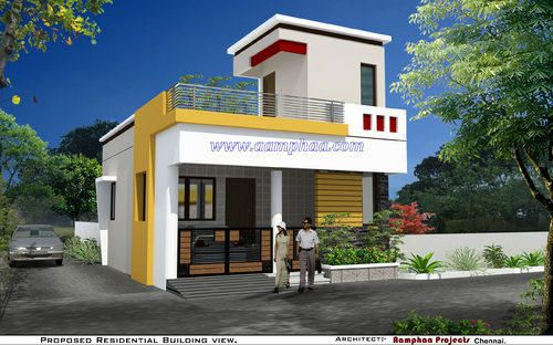 Front Elevation Designs For Small Houses In Chennai : Best house elevation indian single images on pinterest