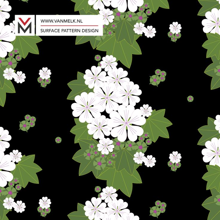 028 White mallow