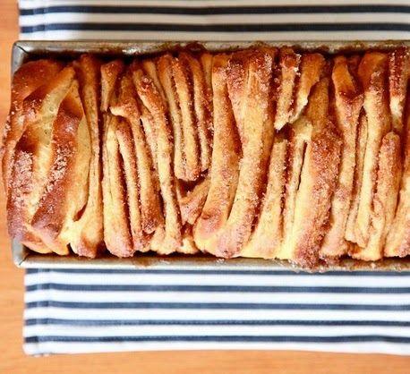 Pão Fatias Açucaradas - Máquina de Pão