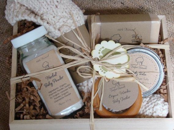 Baby Bath Gift Set #EcoFriendly