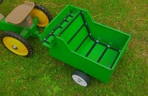 silage feed wagon!!!! pedal tractor implements