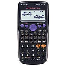 Buy Casio FX-83GT Calculator Online at johnlewis.com