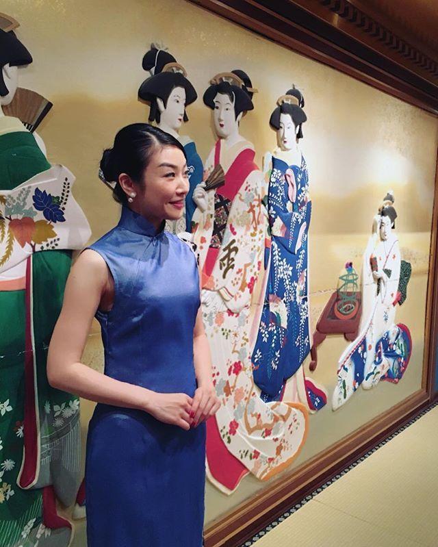 meguro チャイナドレス chinadress cheongsam gajyoen chipao 雅叙園 目黒 - Instagram(インスタグラム)の画像・動画