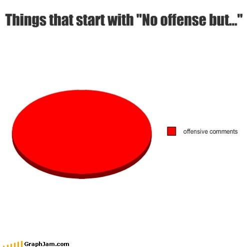 funny graphs - Classic: It's the Meanness Disclaimer