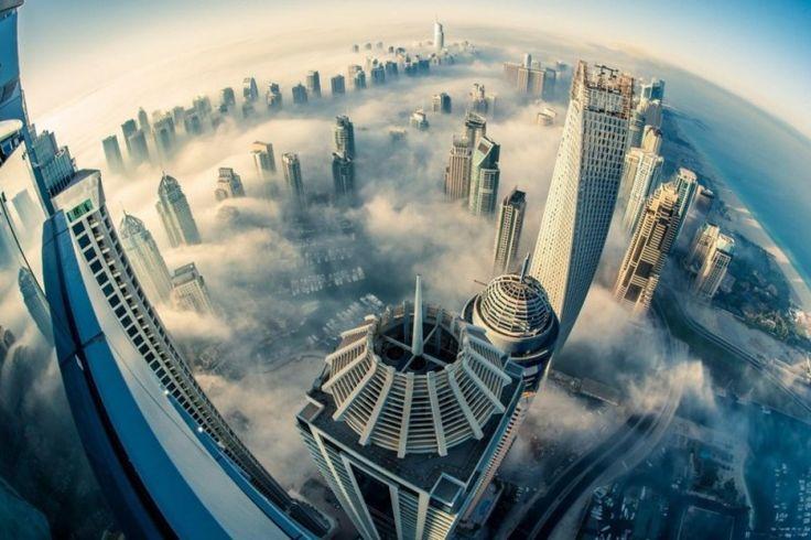 dubai Sky Tower