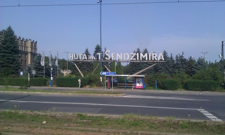 Centrum Administracyjne Huty.