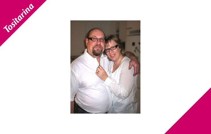 E-kontakti kokemuksia: Tiinan ja Jukka-Pekan rakkaus alkoi vauhdikkaasti ja häitä vietettiinkin jo vuoden kuluttua ensitapaamisesta!