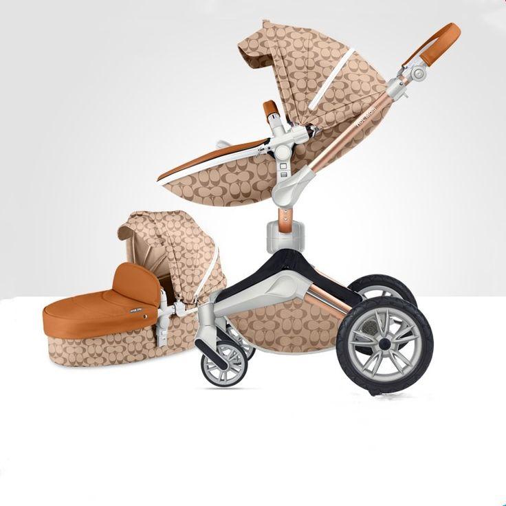 Babyfond Hotmom <b>baby stroller</b> EU Luxury <b>high landscape baby</b> ...