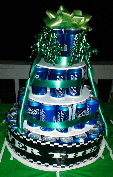 Seahawks Beer Cake So Making This Next Year Seahawks