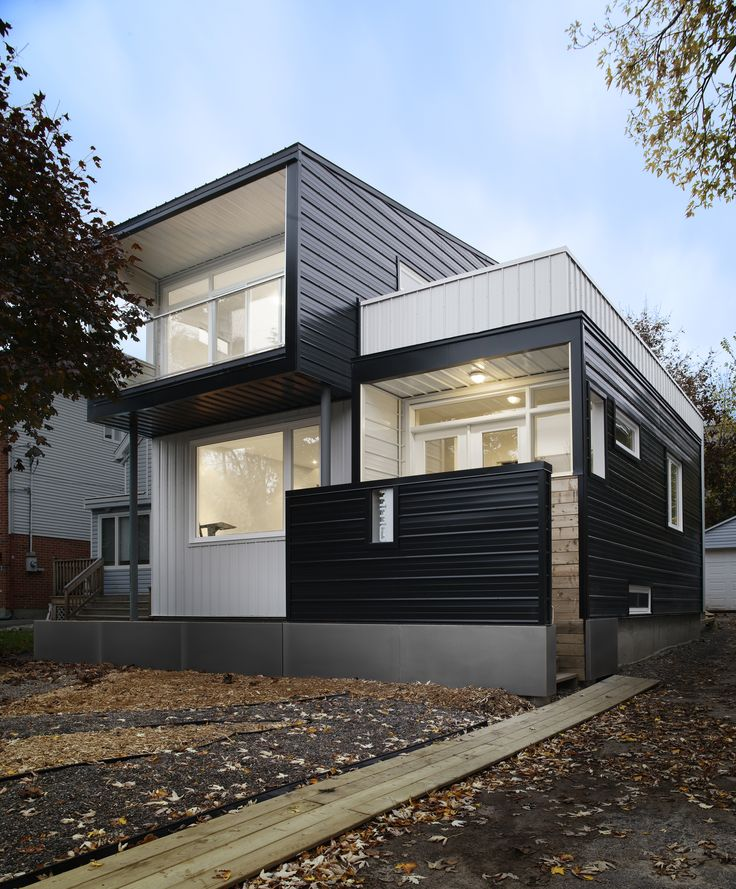 1349 best exterior architecture images on pinterest for Exterior research and design