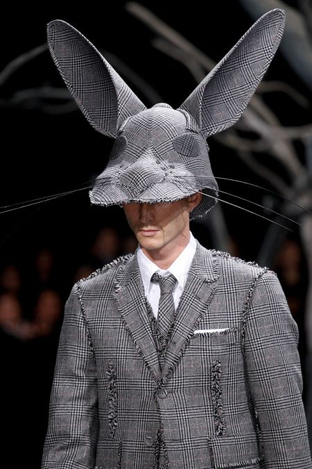 Thom Browne | Fall 2014 Menswear Collection